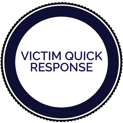 VICTIM QUICK RESPONSE